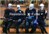 Resistance is not Futile, and Understanding is not Elusive