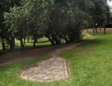 Path to Elizabeth Farm