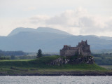 Leaving Oban and through the Sound of Mull