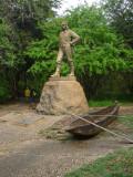 0542: Livingstone Memorial