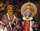 A Kathakali Performance