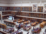 Mitchell Library interior