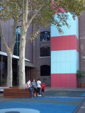 Recycled Sydney building