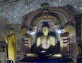 Temple Cave,  Dambulla, Sri Lanka