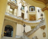 1397: From the staircase of the Palacio