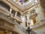 1402: From the staircase of the Palacio