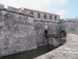 1412: Castle Moat and Entrance