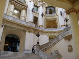 1398: From the staircase of the Palacio