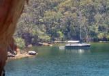 Quiet anchorage