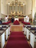 Christmas 2007 at First Presbyterian Church  Tyler, Texas
