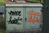 Meer haat... Meer liefde