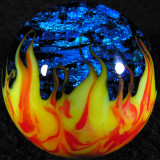 Steve Willis, Ultimate Fire and Ice Size: 1.23 Price: SOLD