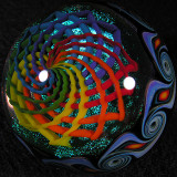 Dichroic Promise Size: 1.74 Price: SOLD