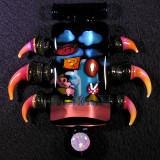 #12: Micro x Freeek: Freeeky Mario Size: 3.72 x 3.39  Price: $800