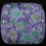Violet Whites Size: 0.98 x 1.00 Price: SOLD