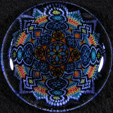 Mandala Magnifique Size: 1.61 Price: SOLD