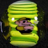 Lemon Drop Luigi Size: 1.39 Price: SOLD