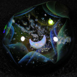 Deep Space Moon Size: 1.60 x 1.30  Price: SOLD
