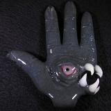 Salt, Hand-Eye Coordination #2 Size: 3.31 x 3.85 Price: SOLD