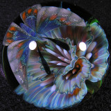 John Kobuki and Linh Le: Celestial Flight Size: 1.60 Price: SOLD