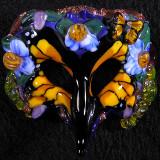 Loren Stump, Masquerade Magic Size: 1.92 x 1.60 Price: SOLD
