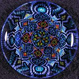 Life-Bringing Mandala Size: 1.48 Price: SOLD