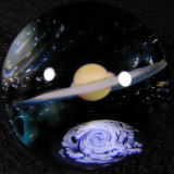 Saturn Calling  Size: 1.42  Price: SOLD