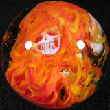 Burn Baby Burn  Size: 1.85  Price: SOLD