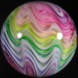 Light Matter Rainbow Size: 2.88 Price: SOLD