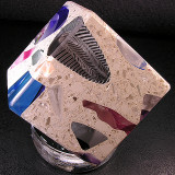 Tectonic Cube 1 Size: 2.50 Price: SOLD