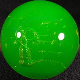 #63: Radiated Skull 4 Size: 2.53 Price: $300