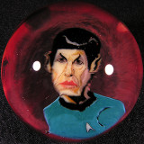Spock Size: 2.21 Price: SOLD