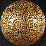 #2: Golden Glyphs Size: 2.02 Price: $700