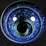Unknown, Deep Blue Size: 1.82 Price: SOLD