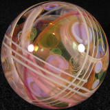 James Daschbach (Badback Glass) Marbles and Other Glass For Sale (Sold Out)