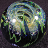 #140: John Bridges and Raven Copeland: Optical Wizardry Size: 1.72 Price: $1,300