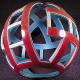 #17: Hollow Geometry Size: 3.03 Price: $900