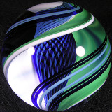 Blue-Green Machine Size: 2.29  Price: SOLD