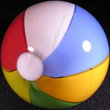 Beachball Gargantua Size: 3.16 Price: SOLD