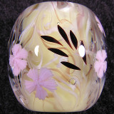 Artist Unknown, Cherry Blossom Breeze Size: 0.83 Price: SOLD
