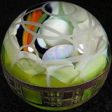 Glass ORBits - Contemporary Art Glass Marbles and Other Art Glass For Sale!