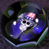 American Skully Size: 1.07 Price: SOLD