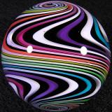 Rainbow Coalescence Size: 1.60 Price: SOLD