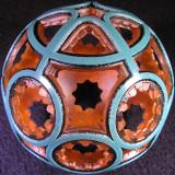 #20: Geodesic Fragility Size: 2.74 Price: $1,550
