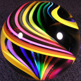 Rainbow of Clarity  Size: 2.10  Price: SOLD