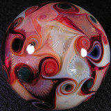 Richard Clements Marbles and Other Glass For Sale