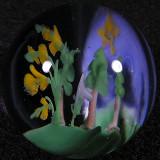 Bob Badtram, Forest Flowers Size: 1.09 Price: SOLD
