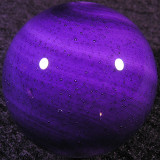 Violet Gumball Size: 0.96 Price: SOLD