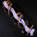 Rainbow Rising Size: 0.94 x 3.88 Price: SOLD