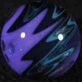 Violet Lightning Size: 1.26 Price: SOLD